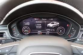 2017 Audi A4 S Virtual Cockpit And Mmi Are Sensational Pictures Page 8 Cockpit Audi 2017 Audi A4