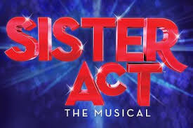 Image result for sister act the musical logo