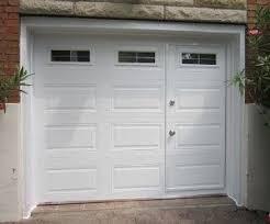 convert garage door to pedestrian door this is an exle of pedestrian door it is sold by some montreal