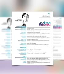 Free Cv Resume Template Indesign Layout On Behance Simple