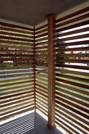 how to build a wood slat screened porch
