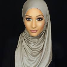 haute hijab in pewter hautehijab collections