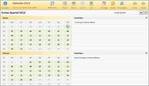 Excel Kalender Excel Kalender Excel Ticker