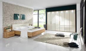 Schlafzimmer 4 Teilig Komplett Mit 300 Cm Schrank Mit Glasfront