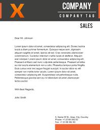 Company Pdf Letterhead Templates Sample Doc