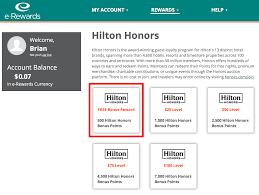 Hilton Honors Points Hilton Honors Points Value Best
