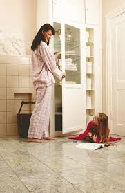 a perfect heating solution for your bathroom or ensuite electric floor heating