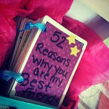best birthday present for best friend girl 90 best diy images on hand lettering my