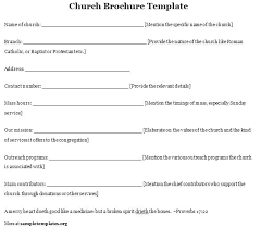 Church Program Template Best Certificate Of Good Moral Character From Church Sample New