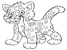 Baby Leopard Drawing Snow Baby Snow Leopard Drawing Zupa Miljevcicom