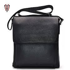TIANHOO small shoulder <b>bags men genuine</b> leather corss body ...
