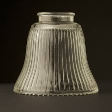 image of holophane lighting glass shade