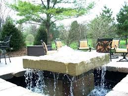 rock water fountains backyard water fountain designs backyard water fountain ideas pictures of outdoor water fountains rock water fountains