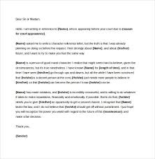 Character Reference Letter. Character Reference Letter Immigration ...
