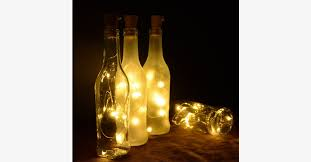 bottle lighting. LED Wine Bottle Cork Wire Lights Lighting