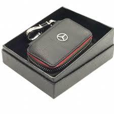 gucci key holder. mercedes leather gucci car key holder case casing