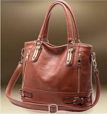 Women <b>Fashion Genuine Leather Handbags</b> Luxury Messenger ...