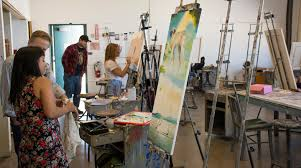 Sdsu School Of Art And Design Students School Of Art Design