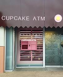 Sprinkles Cupcake Vending Machine