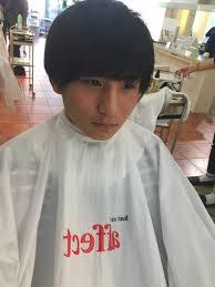 マッシュショート 高校生20代前半のメンズでよくオーダーされる髪型