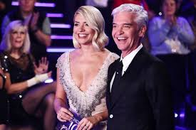 A post shared by holly willoughby (@hollywilloughby). Dancing On Ice Viewers Distracted By Holly Willoughby S Low Cut Dress On The Christmas Special Manchester Evening News