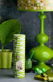Lime Green Decorative Accessories Color Roundup Chartreuse Lime and Apple Green in Interior Design 5