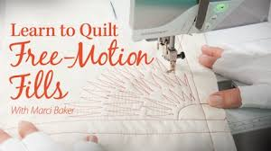 How to Quilt - Video Quilting Classes & Learn to Quilt Free-Motion Fills Adamdwight.com