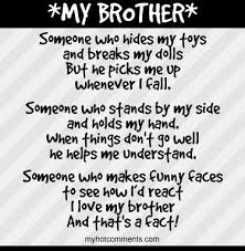 Quotes About Loving Your Brother Stunning Quotes About Loving Your Brother Glamorous Best 48 Love My Brother