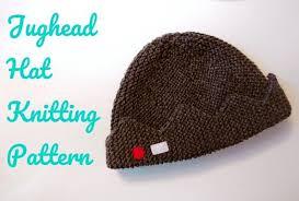 Jughead Hat Pattern