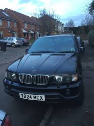 BMW Convertible 2002 bmw x5 4.4 i mpg : BMW X5 4.4i petrol v8 | in Slough, Berkshire | Gumtree