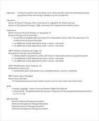 25 Generic Work Resume Pdf Doc Free Premium Templates