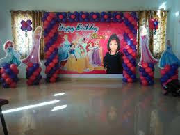 Princess Balloon Decoration Princess Theme Balloon Decoration Hiibangalorecom