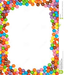 chocolate candy borders. Simple Borders Chocolate Border In Candy Borders