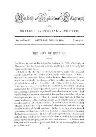 Volume 3 November 1856 To February 1857 Iapsop Com