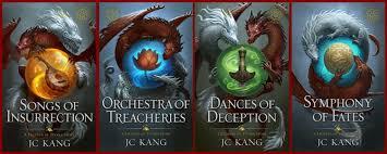 Dragon Stories Game Stories Jc Kang Sci Fi Fantasy Author