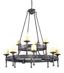 chandeliers rustic metal chandelier chandeliers round orb rustic metal chandelier