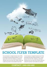trivia night flyer templates best free school flyer templates to light up your academic events