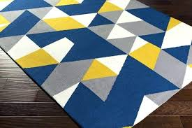 navy gray yellow rug rug designs blue and yellow rug blue yellow rug