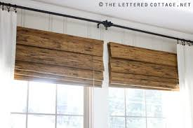 Let There Be More Light  The Lettered CottageHanging Blinds Above Window