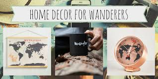 Small Picture Travelers Rejoice This Home Decor Collection Will Inspire Major