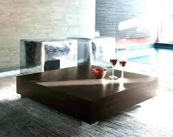 side tables wenge side table modern coffee wood display 4 kitchen rustic black stunning set