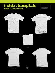 Clipart - T-shirt 001 By White On Art Library Clip Blank Angelaacevedo