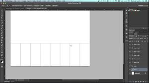 How To Make a Tabbed Flyer Template - YouTube