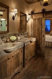 Rustic Bathrooms Pictures