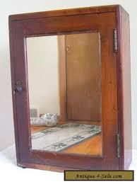 vintage medicine bathroom cabinet