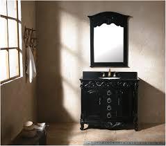 Bathroom Vanity Black Bathroom Black Bathroom Vanities 48 Wall Mount Mirror Black