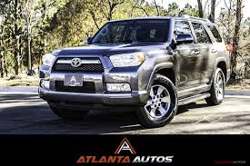 2012 Toyota 4Runner SR5 Stock # 038536 for sale near Marietta, GA ...