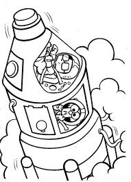Small Picture Muppet Babies Space Travel Coloring Pages Best Place to Color