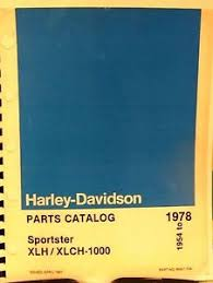 sportster parts catalog ebay