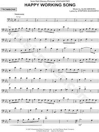 happy trombone sheet music